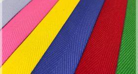 Custom Printed Cotton Ribbon